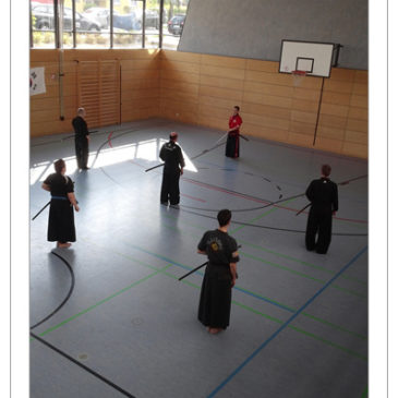 Seminar in Germany (April 12, 2014) 독일 검무예 세미나