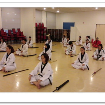 Kummooyeh Seminar in Malaysia (April 17, 2014) 말레이시아 검무예 세미나
