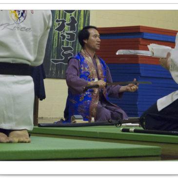 Kummooyeh seminar with Grand Master from Korea (Dec 18, 2010)