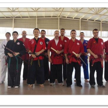 Seminar in Spain (April 5, 2014)스페인 검무예 세미나