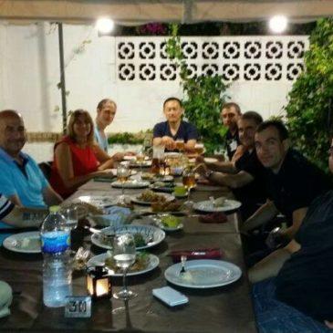 Seminar in Spain (July 9~13, 2014) 스페인 검무예 세미나