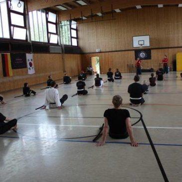 Seminar in Germany (July 4~7, 2014) 독일 검무예 세미나
