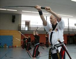 Taekwondo Master Fabio Scarano