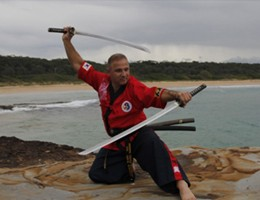 Kummooyeh Instructor Corrado Tarantello