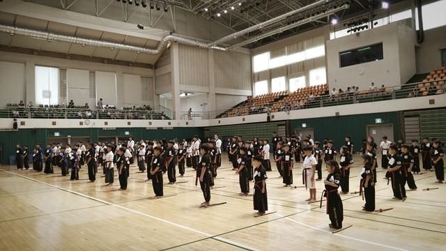 Kummmooyeh & Haedong Kumdo Black belt grading exam (21/08/2016)