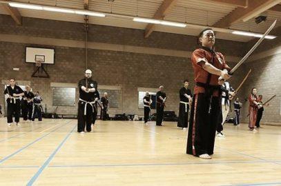 1st Kummooyeh seminar in Belgium (제 1회 벨기에 검무예 세미나 및 사범 수련)