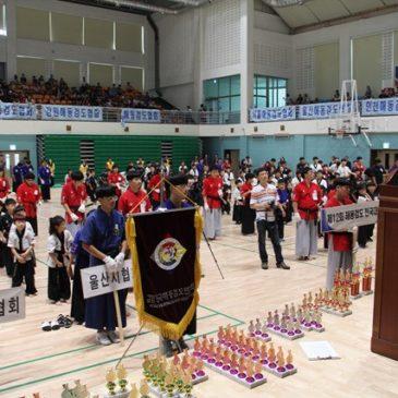 Kummooyeh and Haedong-kumdo championships (28 July, 2018)
