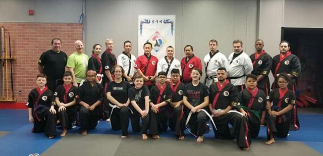 1st Kummooyeh seminar in New Jersey, USA (제 1회 미국 뉴저지 검무예 세미나)