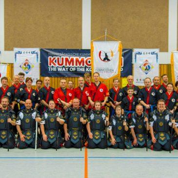 Kummooyeh seminar in Germany (19 February, 2019) 독일 검무예 세미나