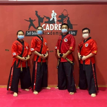 New Kummooyeh head instructors in Singapore